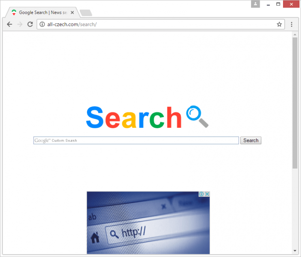 All-czech.com/search web page