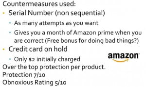 Amazon (Kindles)