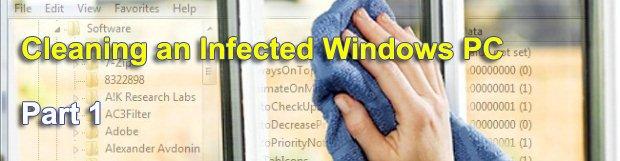 Cleaning an Infected Windows PC: Useful DIY Tips