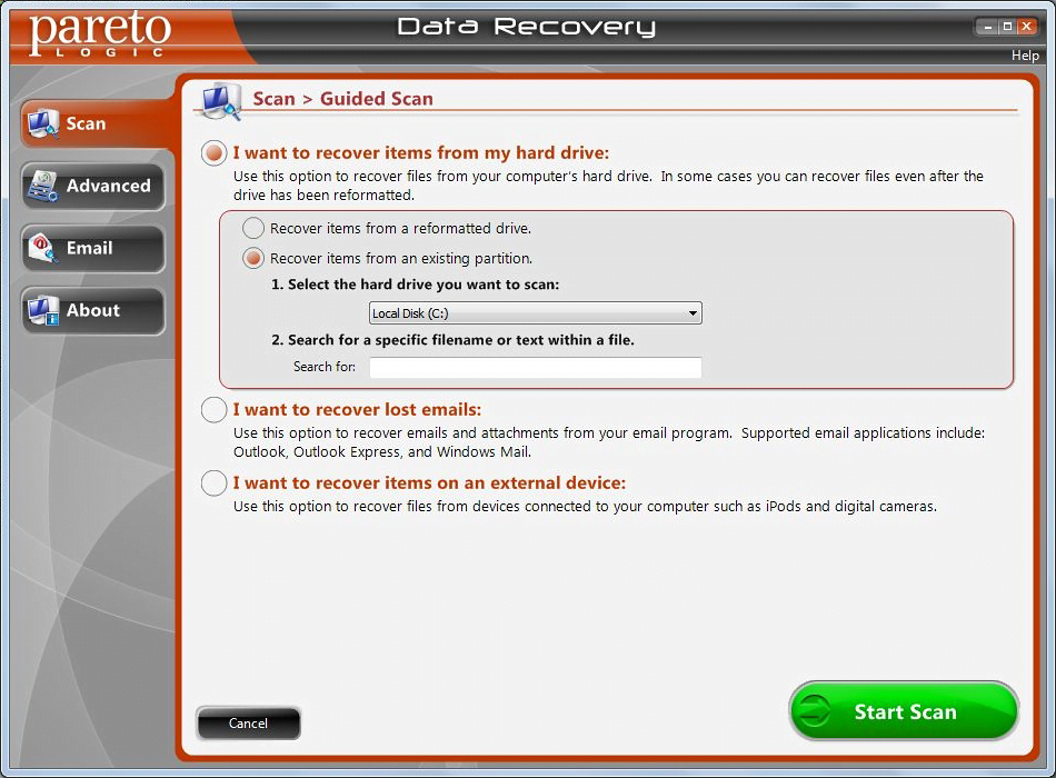 Data Recovery Pro 2.2.0.0