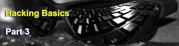 Hacking Basics. Part 3