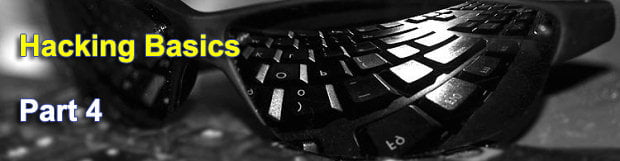 Hacking Basics. Part 4
