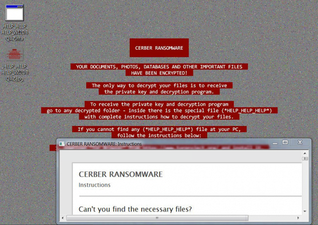 Cerber ransomware _HELP_HELP_HELP variant