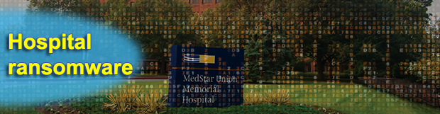 Medstar hospital under ransomware attack