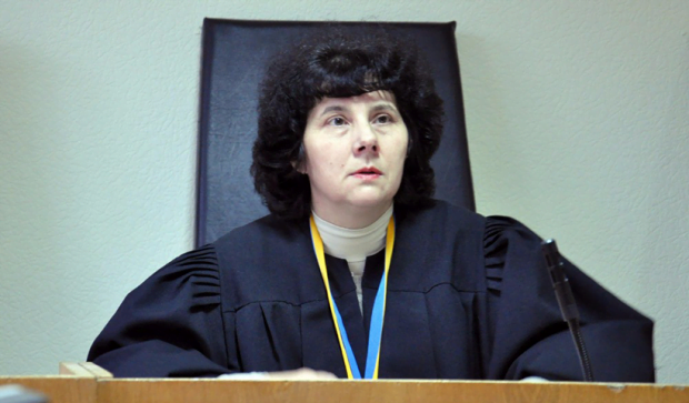 Judge Larisa Kuleshova who made a controversial ruling