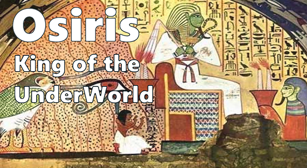 The mythological prototype of the Osiris ransomware