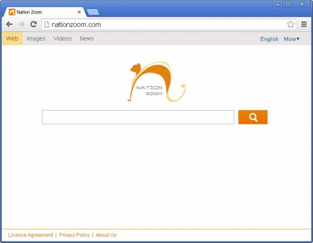 Nation Zoom homepage screenshot