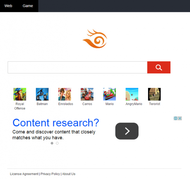 The attack results in the key browsing preferences defaulting to piesearch.com