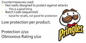The Pringles example