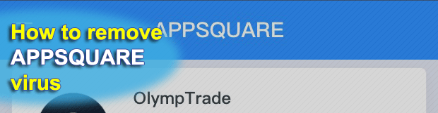 Remove APPSQUARE.net popup virus from Android