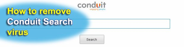 How to remove Conduit Search (search.conduit.com) virus