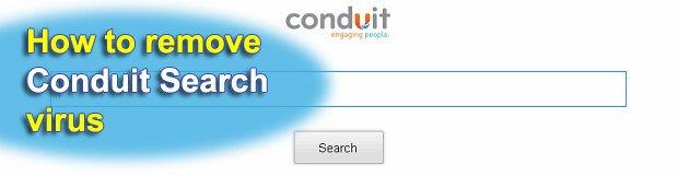 How to remove Conduit Search (search.conduit.com) virus
