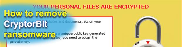 Decrypt CryptorBit ransomware: HowDecrypt virus removal tool