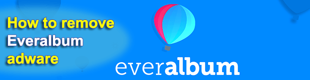 How to remove Everalbum virus / Everalbum text scam