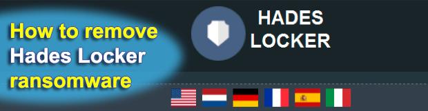 Hades Locker ransomware virus: decrypt .~HL extension files