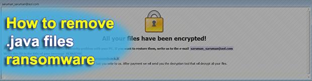 .java ransomware decryptor: [decrypthelp@qq.com] Dharma virus removal