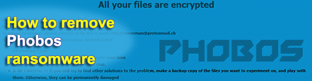 Phobos ransomware decryptor and files recovery [Apr 2019]