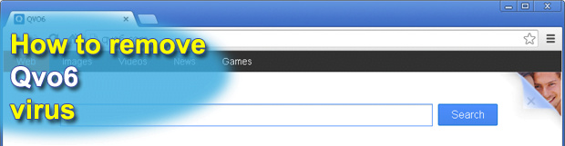 Remove Qvo6 virus. Qvo6.com removal for Firefox, Internet Explorer and Chrome