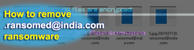 Ransomed@india.com virus: CryptON ransomware decryptor