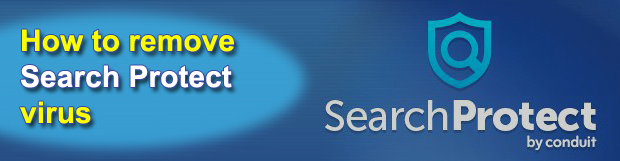 Remove Search Protect by Conduit. SearchProtect virus removal from Chrome, Mozilla and Internet Explorer