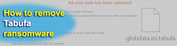 Tabufa file virus decryptor and removal tool « Soft2Secure
