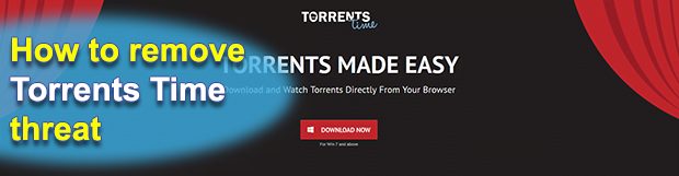 Torrents Time plugin removal in Chrome, Firefox and IE