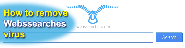 Remove Webssearches virus. Istart.webssearches.com removal for Chrome, Firefox and IE