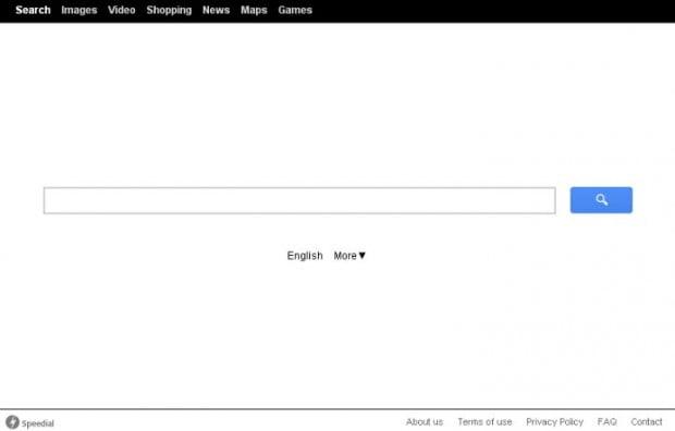 Speedial.com start page