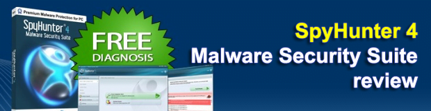SpyHunter 4 Malware Security Suite review