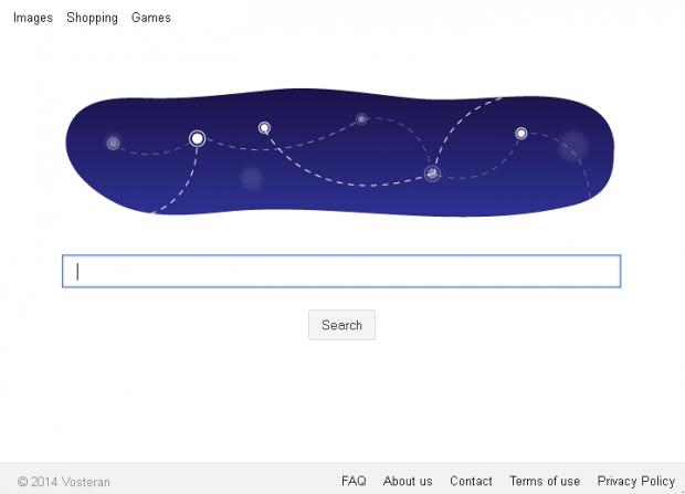 Vosteran.com screenshot